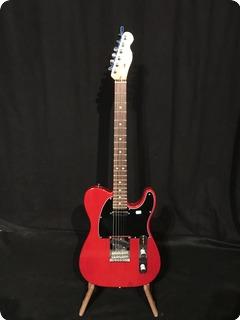 Fender Telecaster 2014 Hot Rod Red