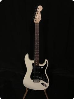 Fender Squier Stratocaster 1997 Artic White