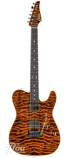 Suhr Custom Classic T   Aaaaa Quilted Maple Bengal Burst