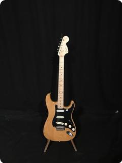 Fender Stratocaster Amber