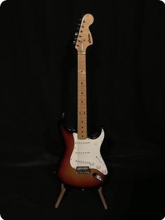 Ginza Stratocaster 1982 Sun Burst
