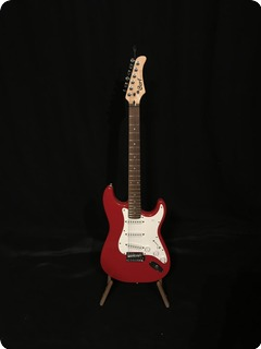 Cort Stratocaster 2000 Candy Red