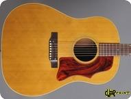 Gibson J 50 1968 Natural