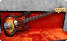 Fender Jazz 1964 Sunburst