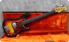 Fender Precision 1963 Sunburst