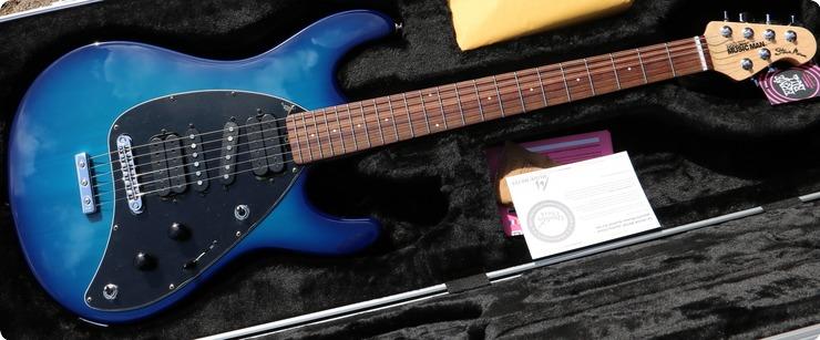 Music Man Steve Morse 900 72 20 01 2019 Morse Blue