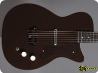 Silvertone U1 1960 Maroon Sparkle