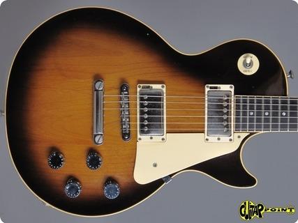 Gibson Studio Standard 1984 Tobacco Sunburst