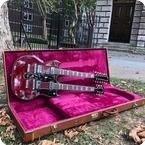 Gibson EDS 1275 Twin Neck 1997 Cherry Sunburst