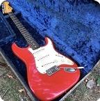 Fender Stratocaster 1962 Dakota Red