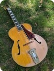 Gibson L5 1947 Blonde