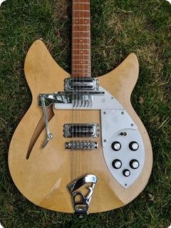 Rickenbacker Guitars 377 12 (330 Convertible)  1967 Mapleglo