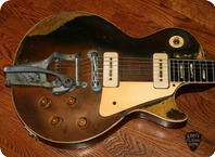 Gibson Les Paul Standard GIE1134 1955 ALL GOLD