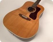 Guild Guitars D 40 1972 Natural