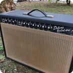 Fender Deluxe Reverb 1964 Blackface
