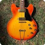 Gibson-ES330 Prototype/Custom-1967-Sunburst