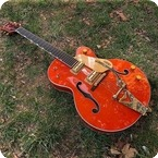 Gretsch-6120 Nashville-1996-Orange