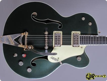Gretsch Country Club 6196 1964 Cadillac Green