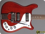 Epiphone Wilshire 1965 Cherry