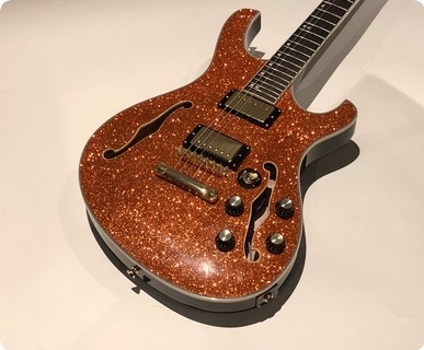 Bell & Hern Custom Classics Clockwork Orange 2019 Orangle Sparkle