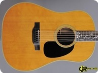 Martin D 12 35 Custom 1971 Natural Tree Of Life
