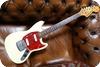 Fender Mustang 1966 Olympic White