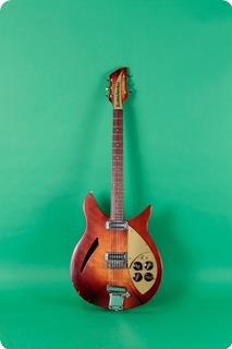 Rickenbacker 335 Capri 1959 Fireglo