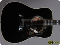 Gibson-Dove Custom-1978-Ebony