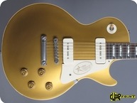 Gibson-Les Paul 1956 Goldtop Reissue-2009-Goldtop