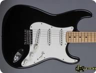 Fender Stratocaster 1974 Black ...only 306Kg