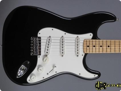 Fender Stratocaster 1974 Black ...only 3,06kg!