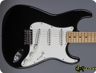 Fender Stratocaster 1974 Black ...only 306Kg