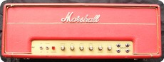 Marshall JMP 50 1968 Red