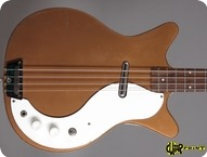 Danelectro Model 4312 Shorthorn 1965 Bronze Metallic