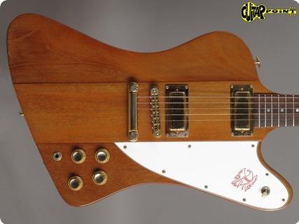 Gibson Firebird ´76 1982 Natural