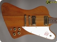 Gibson Firebird 76 1982 Natural