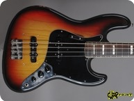 Fender Jazz Bass 1975 3 tone Sunburst