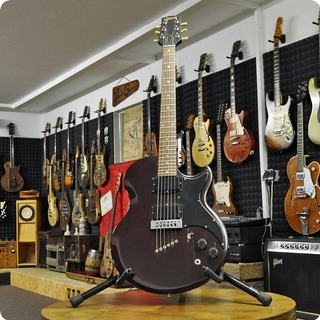 Gibson L6 Deluxe 1976 Cherry