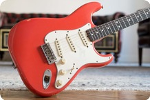 Fender-Stratocaster L Series-1965-Fiesta Red
