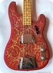 Fender Precision Bass 1968 Paisley