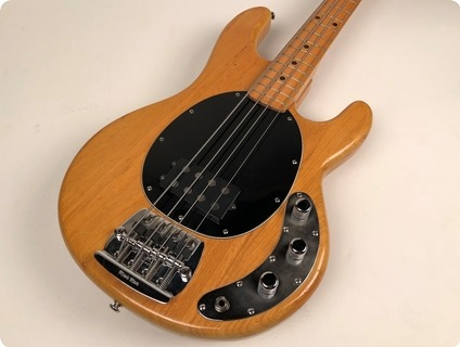 Music Man Stingray 1978 Natural