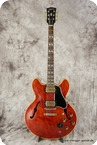 Gibson ES 345 TD Converted 1966 Cherry