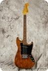 Fender Musicmaster 1978 Walnut