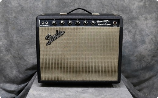 Fender Princeton Reverb 1967 Blackface