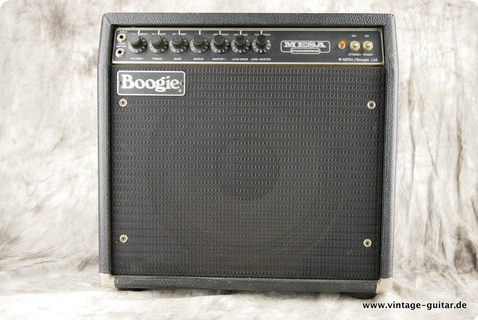 Mesa Boogie Mark Iic Black