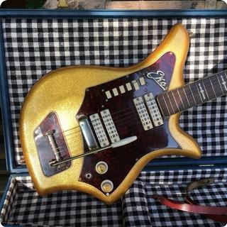 Eko 700 Museum Quality 1963 Gold Sparkle