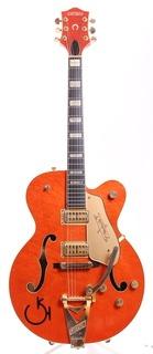 Gretsch 6120w Nashville 1993 Orange