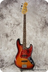 Fender Jazz Bass 1992 Sunburst