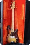 Fender-Precision Bass-1972-Sunburst