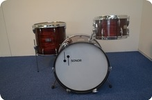 Sonor Teardrop 1964 Red Marble